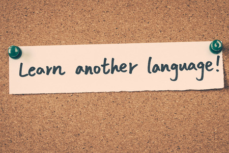 another: learn another language