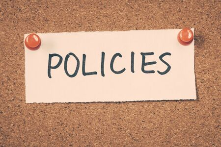 policies: policies