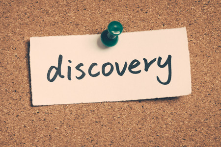 discovery: discovery