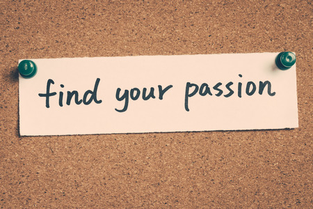 to find: find your passion