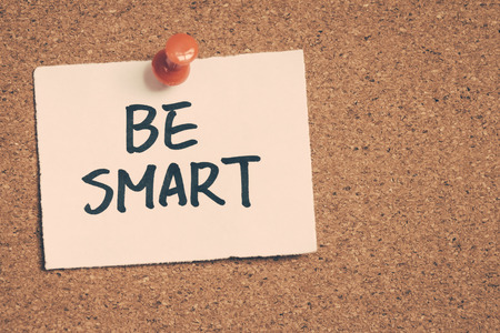 be: be smart
