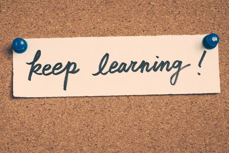 keep: keep learning