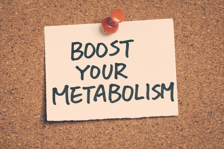 boost your metabolism 版權商用圖片