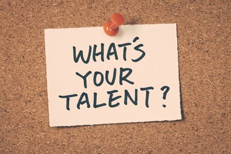 your: whats your talent