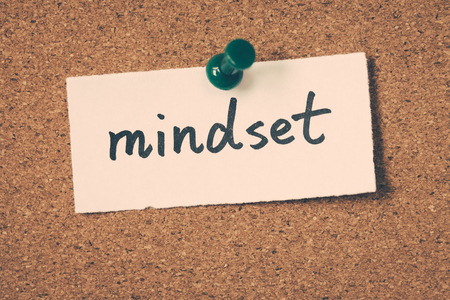 mindset: mindset Stock Photo