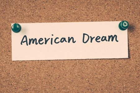 american dream: American Dream