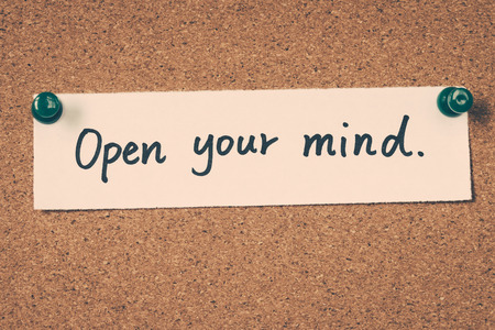 receptive: open your mind