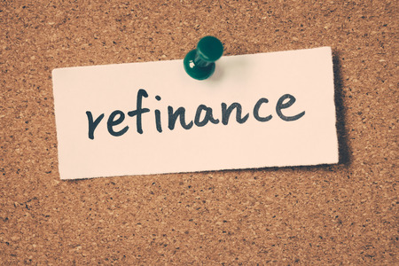 refinance: refinance
