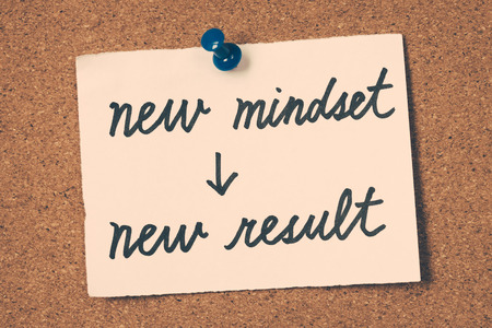 mindset: new mindset new result