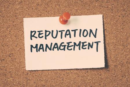 reputation: reputation management