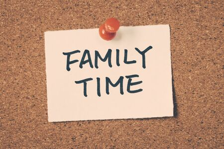 family time: family time