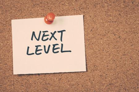 a level: next level