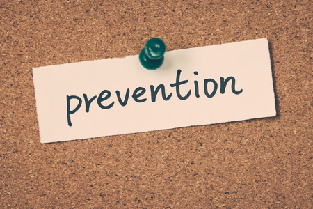 cure prevention: prevention