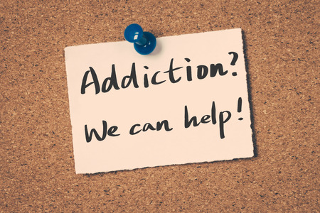 can we help: Addiction? We can help!