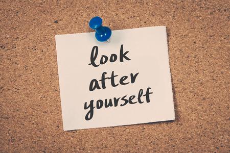 Prenditi cura di te stesso