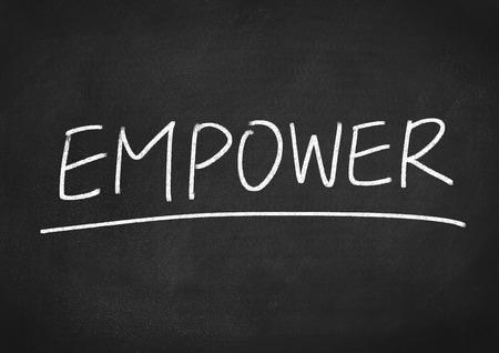 empower: empower