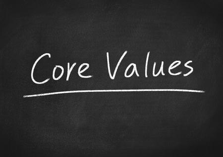 nucleo: valores fundamentales