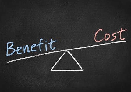 benefit: benefit cost
