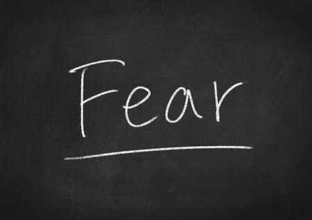 fear: fear