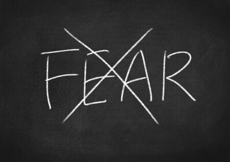 no fear: no fear
