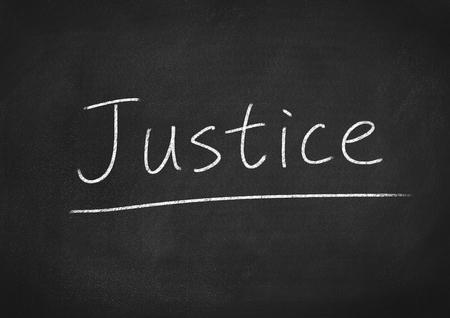 fair trial: justice