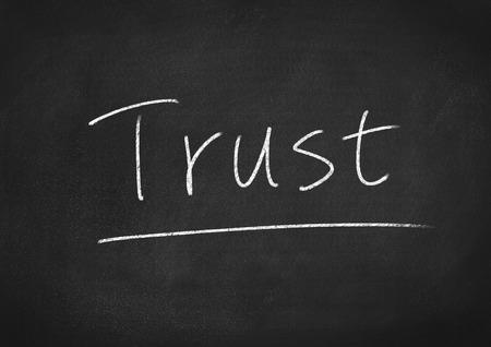 trust: trust Stock Photo
