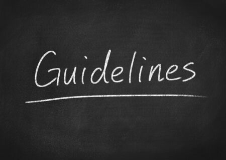 guidelines: guidelines