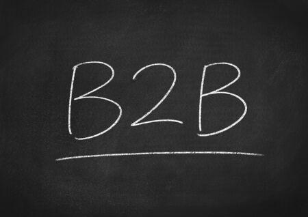 b2b: B2B