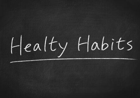 habitos saludables: healthy habits