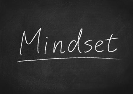 mindset: mindset Stock Photo