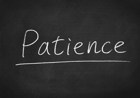 patience Stok Fotoğraf - 75285175