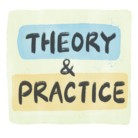 theory and practice concept