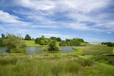 Landscape created by Capability Brown