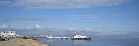 groyne: Eastbourne Pier