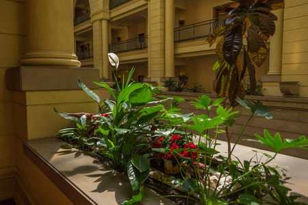 johannesburg: Johannesburg, South Africa 27 March 2016 The MichelAngelo Hotel in Sandton Johannesburg is one of the citys best hotels. Editorial