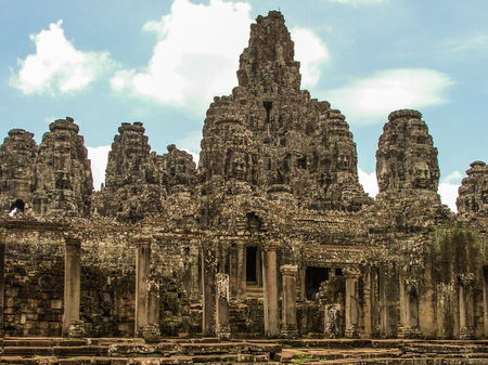 relic: Cambodia has ancient temples and artifacts in abundance around  the city of Siem Reap
