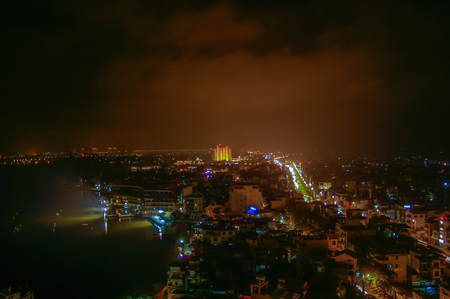 Ho Chi Minh City formaly known as Saigon is the largest city in Vietnam