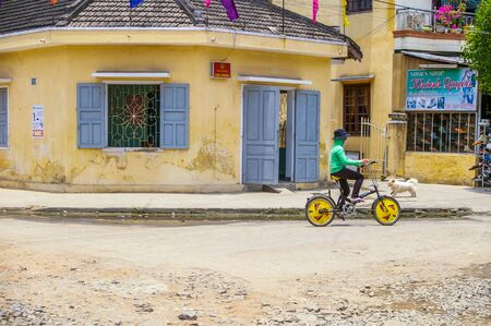 Hoi An Vietnam 18 April 2009 Hoi  town located on the beautiful coastline of Vietnam Editorial