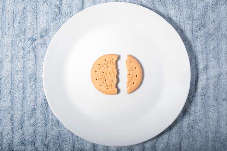 クッキー、ビスケット、休憩 報道画像