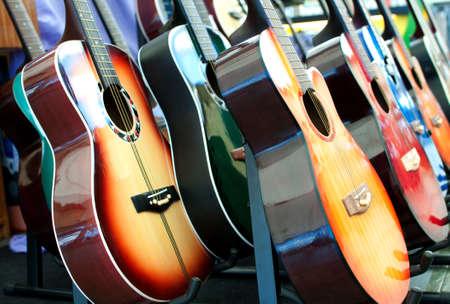 hymn: Colorful Guitars