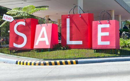 bargains: Sale Sign