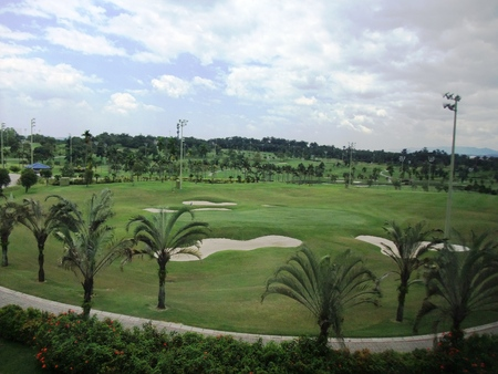 country club: Glenmarie golf and country club in Malaysia