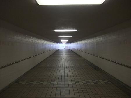 passage: An underground pedestrian passage in Hong Kong