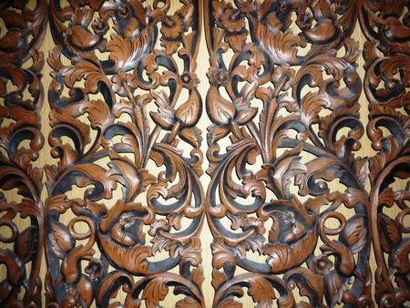 craving: Wood craving Stock Photo