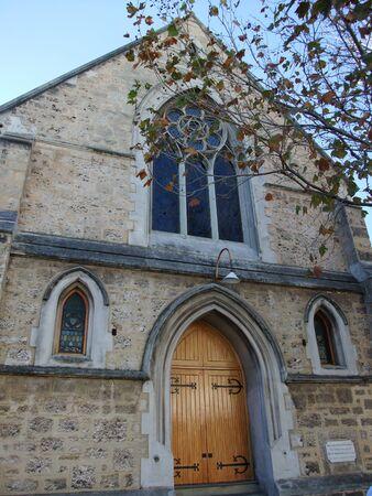 wesley: Wesley Church at Fremantle in Western Australia