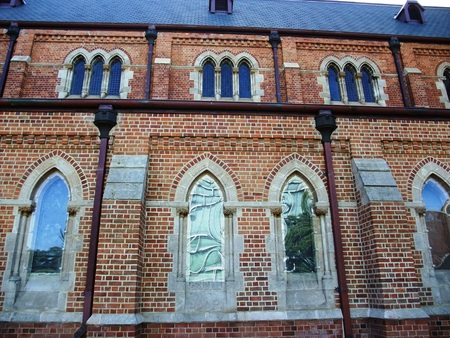 georges: St Georges Cathedral in Perth , Australia
