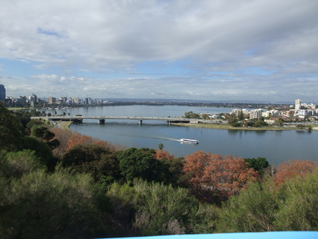 perth: Perth Skyline of Western Australia