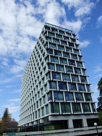perth: skyscrapers in Perth, Western Australia