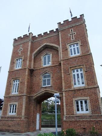 barracks: Barracks Arch in Western Australia