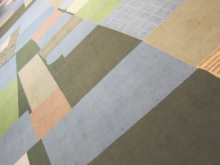 canterbury: Colorful Canterbury carpet